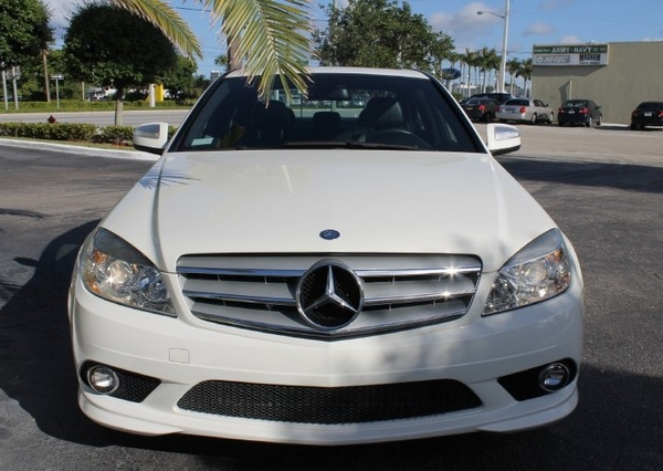 Image Gallery 2008 Mercedes Benz C300